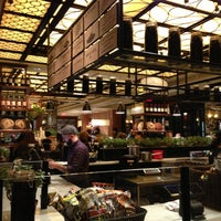 Photo taken at Todd English Food Hall by Jill L. on 11/18/2012
