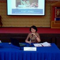 Photo taken at มูลนิธิพระมหาไถ่เพื่อพัฒนาคนพิการ by Noin on 10/9/2014