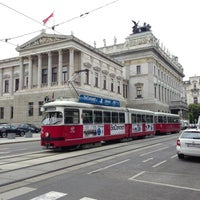 Photo taken at Vienna by Sebastián A. on 6/6/2013