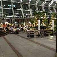 Photo taken at Hakata Riverain by a_mitsuo on 6/25/2013