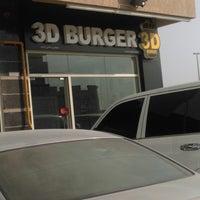 Photo taken at 3D burger by AJ on 9/25/2014