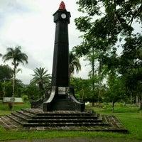 Photo taken at Taman Rekreasi Panca Arga 1 by Oes Z. on 12/27/2012