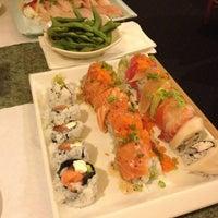Photo taken at Joe's Sushi by Sarah K. on 11/10/2014