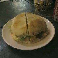 Photo taken at Teno Sandwich by Carlos B. on 9/21/2012