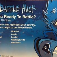 Photo taken at BattleHack World Final by Orkn S. on 11/16/2013