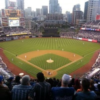 Photo taken at Petco Park by Tony R. on 6/22/2013