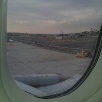 Photo taken at AZ1791 FCO-PMO / Alitalia by Antonio B T. on 7/10/2013