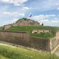 Photo taken at Fort Sint Pieter by Stephen D. on 5/22/2017