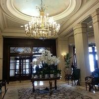 Photo taken at InterContinental Paris Le Grand Hôtel by Prête-Moi P. on 7/19/2013