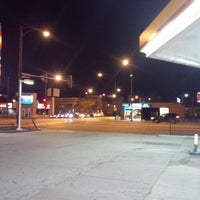 Photo taken at Shell by Orlando S. on 11/14/2013