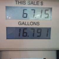 Photo taken at Shell by Orlando S. on 3/17/2014