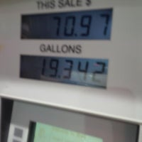 Photo taken at Shell by Orlando S. on 8/28/2014
