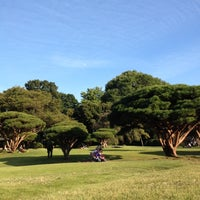 Photo taken at Shinjuku Gyoen by Tomomi on 10/24/2012
