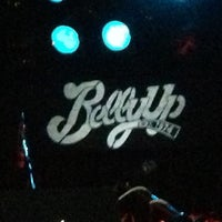 Photo taken at Belly Up Tavern by Steve C. on 10/23/2012