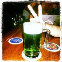 Photo taken at The BLACK STUFF Irish Pub & Whisky Bar by Petr P. on 3/28/2013