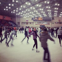 Photo taken at Дворец спорта СКА by Евгения П. on 1/19/2013