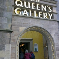 Photo taken at The Queen's Gallery by Jon D. on 9/17/2012