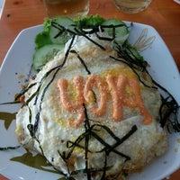 Photo taken at Yoki - Korean Food by Daniel Q. on 10/28/2012