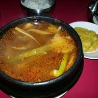 Photo taken at Yoki - Korean Food by Daniel Q. on 10/15/2012
