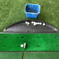 Photo taken at Golf Centrum Seve Rotterdam by Wynette on 4/24/2017