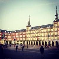 Foto tomada en Plaza Mayor por Paco Z. el 2/16/2013
