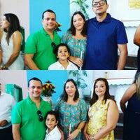 Photo taken at Igreja Nossa Senhora da Assunção by Andreia S. on 8/28/2016