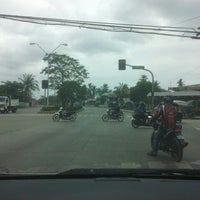 Photo taken at SRP (Talisay Part) by jeff on 1/28/2013