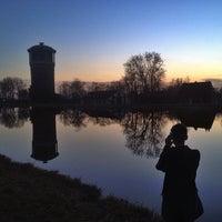 Photo taken at Watertoren Assendelft by monique a. on 3/3/2014