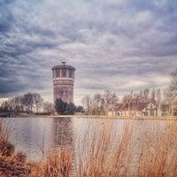 Photo taken at Watertoren Assendelft by monique a. on 2/18/2014