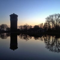 Photo taken at Watertoren Assendelft by monique a. on 3/22/2014