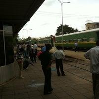 Photo taken at Ga Biên Hòa (Bien Hoa Station) by Huong H. on 7/5/2012