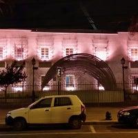 Photo taken at Municipalidad de La Cisterna by Cristian S. on 8/3/2014