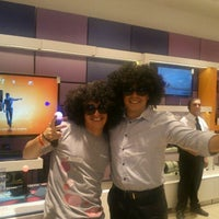 Photo taken at Sony Store by Erico S. on 2/21/2013