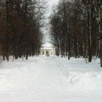 Снимок сделан в Александровский сад пользователем Maxim K. 3/27/2013