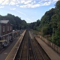 Photo taken at Wadhurst Railway Station (WAD) by @brownpf on 8/14/2014
