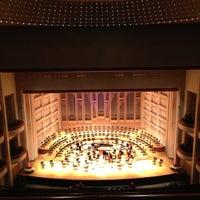 Photo taken at Blumenthal Performing Arts Center by Benjamin G. on 12/13/2012