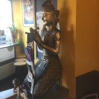 Photo taken at Teparos Thai Wok by Dennis J. on 10/23/2016