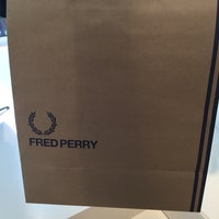 Photo taken at Fred Perry by Dennis J. on 8/7/2015