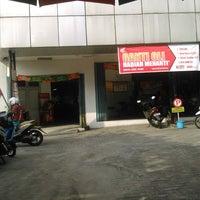 Photo taken at Naga Mas Motor Klaten by agustinus D. on 4/5/2014