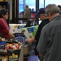 Photo taken at Hannaford Supermarket by Christian S. on 12/24/2015