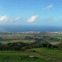 Photo taken at Miradouro da Bela Vista by Ruben C. on 10/10/2013
