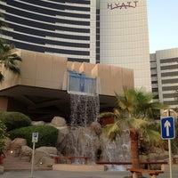 Снимок сделан в Гранд Хаятт Дубай пользователем Mahmoud Y. 7/12/2013