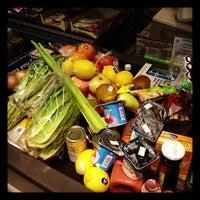 Photo taken at The Landmark Supermarket by LR A. on 11/19/2012