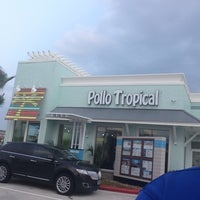Photo taken at Pollo Tropical by Cesar A. on 7/23/2014