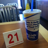 Photo taken at Long John Silver's by Bridget B. on 4/11/2014