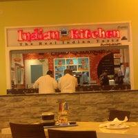... Photo taken at Indian Kitchen Express by Abdullatif A. on 9/3/2014 ...