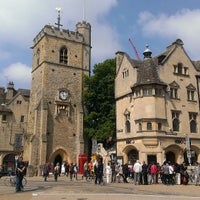 Photo taken at Carfax Tower by Derrick C. on 5/31/2013