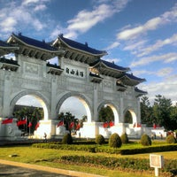 Photo taken at Chiang Kai-Shek Memorial Hall by Derrick C. on 12/28/2012