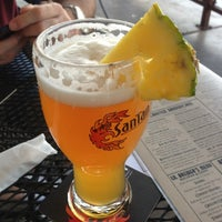 Photo taken at SanTan Brewing Company by Ed Z. on 4/7/2013