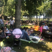Photo taken at Picnic Area by Marco E. on 8/19/2017